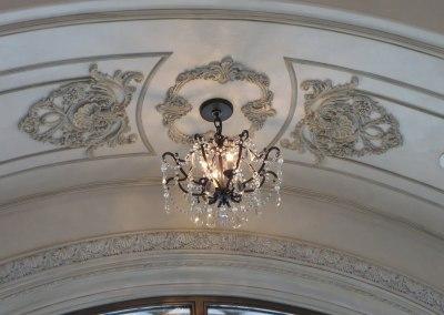 Monte Sereno Construction Kitchen Rebuild Ornamental Plaster