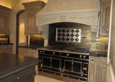 Monte Sereno Kitchen Construction