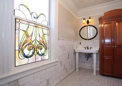 Los Gatos Construction Perrin House Bathroom Remodel